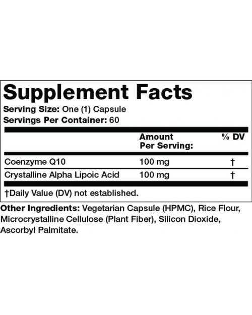 Supplement Facts for http://megafood-vitamins.com/images/Alpha Lipoic Coenzyme Q10