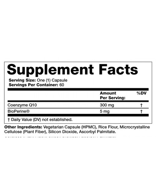 Supplement Facts for http://megafood-vitamins.com/images/CoQ10