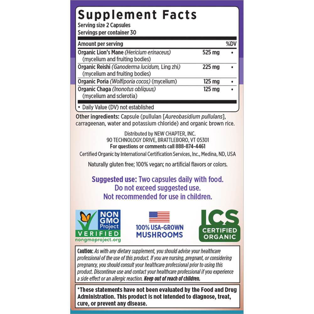 Supplement Facts for http://megafood-vitamins.com/images/LifeShield Mind Force