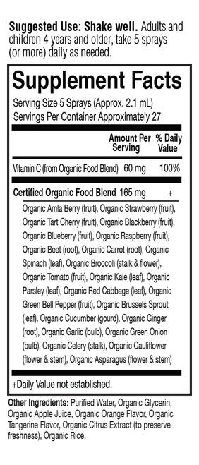Supplement Facts for http://megafood-vitamins.com/images/MyKind Organics Organic Amla Vitamin C