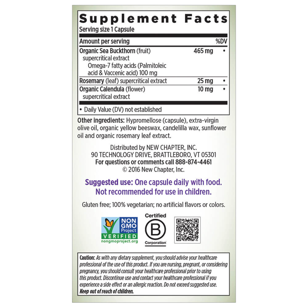 Supplement Facts for http://megafood-vitamins.com/images/Sea Buckthorn Force