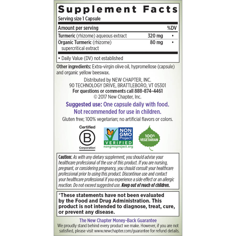 Supplement Facts for http://megafood-vitamins.com/images/Turmericforce