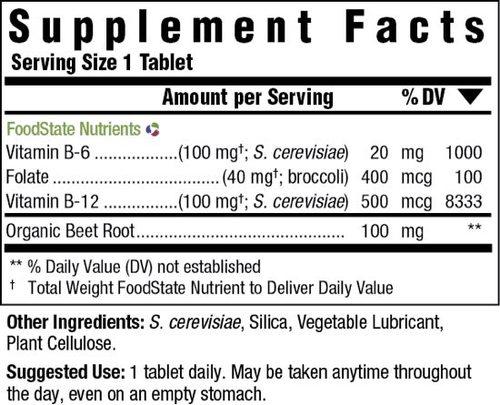 Supplement Facts for http://megafood-vitamins.com/images/Vegan B-12
