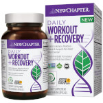 Daily Workout and Recovery Product Page