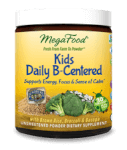 Kids Daily B-Centered Nutrient Booster Powder Product Page