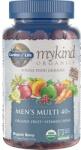 MyKind Organics Mens 40 Plus Gummy Multi Product Page
