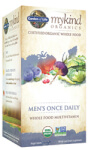 MyKind Organics Mens Once Daily Product Page