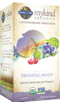 MyKind Organics Prenatal Multi Product Page