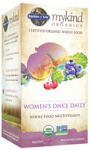 MyKind Organics Women Once Daily Product Page