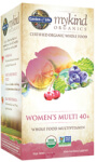 MyKind Organics Womens 40 Plus Multi Product Page
