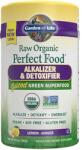 Perfect Food Raw Alkalizer Detoxifier Product Page