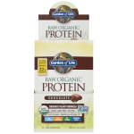 Raw Organic Protein Product Page