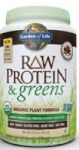 Raw Protein and Greens Product Page