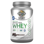 SPORT Certified Grass Fed Whey Product Page