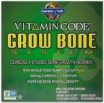 Vitamin Code Grow Bone System Product Page