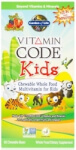 Vitamin Code Kids Product Page