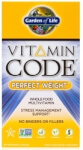 Vitamin Code Perfect Weight Product Page