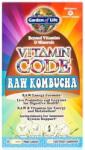 Vitamin Code Raw Kombucha Product Page
