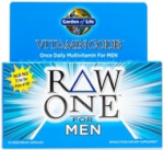 Vitamin Code Raw One for Men Product Page