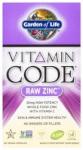Vitamin Code Raw Zinc Product Page