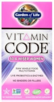 Vitamin Code Womens 50 and Wiser Product Page