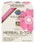 Wild Rose Herbal D Tox Product Page
